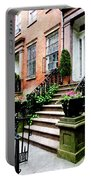 Chelsea Brownstone Portable Battery Charger