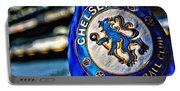 Chelsea Football Club Poster Portable Battery Charger