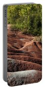 Mars On Earth - Cheltenham Badlands Ontario Canada Portable Battery Charger