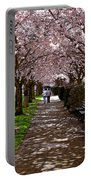 Cherry Blossom Friends Portable Battery Charger