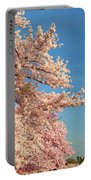 Cherry Blossoms 2013 - 014 Portable Battery Charger