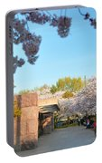 Cherry Blossoms 2013 - 021 Portable Battery Charger
