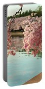 Cherry Blossoms 2013 - 085 Portable Battery Charger