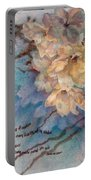 Cherry Blossoms N Lace Portable Battery Charger