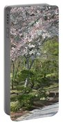 Cherry Lane Series  Picture H Portable Battery Charger
