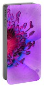 Cherry Pie Rose - Photopower 2825 Portable Battery Charger