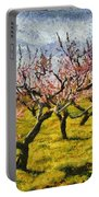Cherry Trees 3.0 Portable Battery Charger