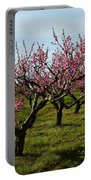 Cherry Trees Portable Battery Charger
