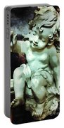 Cherub At Play Portable Battery Charger