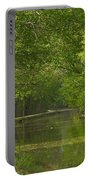 Chesapeake And Ohio Canal Towpath Portable Battery Charger
