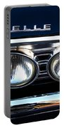 Chevelle Headlight Portable Battery Charger