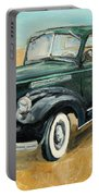 Chevrolet Art Deco Truck Portable Battery Charger