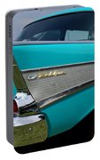 Chevy 1957 Bel Air Portable Battery Charger