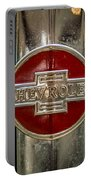 Chevy Emblem Portable Battery Charger by Paul Freidlund