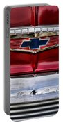 Chevy Truck Logo Vintage Portable Battery Charger