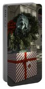 Chicago Art Institute Lion Portable Battery Charger