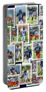 Chicago Bears Training Camp 2014 Collage Pa 01 Portable Battery Charger