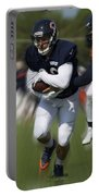 Chicago Bears Training Camp 2014 Moving The Ball 05 Portable Battery Charger
