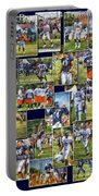 Chicago Bears Training Camp 2014 Pa 02 Portable Battery Charger