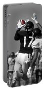 Chicago Bears Wr Alshon Jeffery Training Camp 2014 Sc Portable Battery Charger