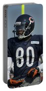 Chicago Bears Wr Armanti Edwards Training Camp 2014 01 Portable Battery Charger