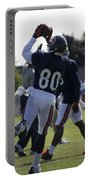 Chicago Bears Wr Armanti Edwards Training Camp 2014 04 Portable Battery Charger