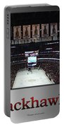 Chicago Blackhawks At Home Panorama Sb Portable Battery Charger