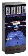Chicago Blackhawks Please Stand Up With Red Text Sb Portable Battery Charger
