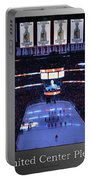 Chicago Blackhawks Please Stand Up With White Text Sb Portable Battery Charger