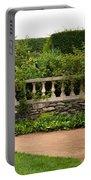 Chicago Botanic Garden Scene Portable Battery Charger