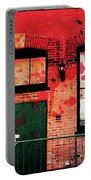 Chicago Brick Facade 21st. Century Portable Battery Charger