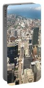 Chicago Buildings Portable Battery Charger