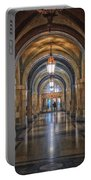 Chicago City Hall 1st Floor Hallway Area Hdr 01 Portable Battery Charger