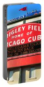 Chicago Cubs Marquee Sign Portable Battery Charger