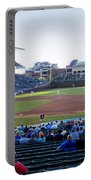 Chicago Cubs Pregame Time Panorama Portable Battery Charger