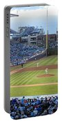 Chicago Cubs Up To Bat Portable Battery Charger