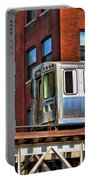 Chicago El And Warehouse Portable Battery Charger