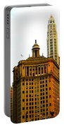 Chicago Glow Portable Battery Charger