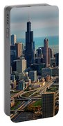 Chicago Highways 05 Portable Battery Charger