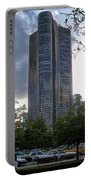 Chicago Lake Point Tower Portable Battery Charger