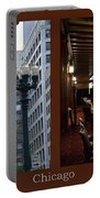 Chicago Macys Department Store 2 Panel Portable Battery Charger