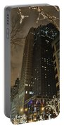 Chicago Night Life  Portable Battery Charger