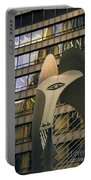 Chicago Picasso Portable Battery Charger
