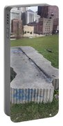 Chicago Stonehedge Portable Battery Charger