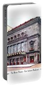 Chicago - The Illinois Theatre - East Jackson Boulevard - 1910 Portable Battery Charger
