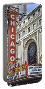 Chicago Theater Portable Battery Charger