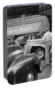 Chicago Traffic, 1941 Portable Battery Charger