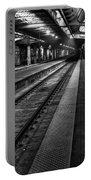 Chicago Union Station Portable Battery Charger by Scott Norris