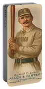 Chicago White Stockings 1887 Portable Battery Charger