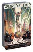 Chicago World's Fair 1933 Portable Battery Charger